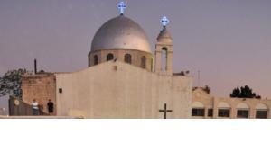 Kirche im Damaszener Viertel Bab Sharqi; Foto: dpa