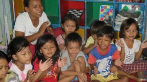 Das Community House in Jakarta; Foto: DW