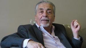 Der libanesische Künstler und Schriftsteller Ghazi Kahwaji; Foto: Ghazi Kahwaji