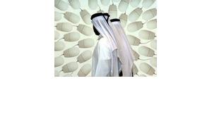 Computermesse in Dubai_ Vereinigte Arabische Emirate, Foto: AP