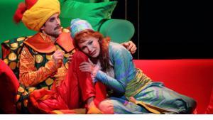 Aufführung 'Die Entführung aus dem Serail' in der Bayrischen Staatsoper; Foto: © Bayrische Staatsoper