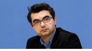 Ferhad Ahma, Mitglied des Syrischen Nationalrates und der Partei Bündnis 90/Die Grünen; Foto: Maja Hitij/dapd
