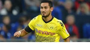 BVB-Spieler Ilkay Gündogan; Foto: picture-alliance/dpa