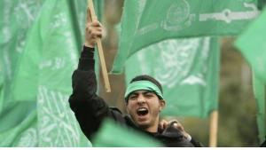 Hamas-Aktivist in Gaza-Stadt; Foto: Reuters