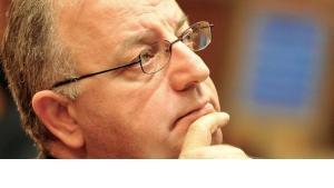 Der Bundesvorsitzende der Türkischen Gemeinde in Deutschland Kenan Kolat; Foto: picture-alliance/dpa