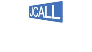 """Logo von """"J-Call"""""""