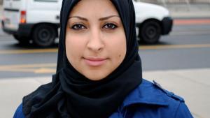 Maryam al-Khawaja; Foto: privat
