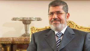 Ägyptens Präsident Mohammed Mursi; Foto: Reuters