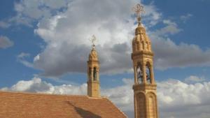 Das Kloster Mor Gabriel; Foto: Ekrem Eddy Güzeldere