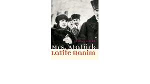 Buchcover Mrs. Atatürk; &copy Orlanda-Verlag