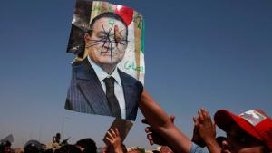Demonstration gegen Mubarak im Juni 2012; Foto: Reuters