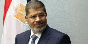 Ägyptens Präsident Mohammed Mursi; Foto: Getty Images