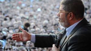 Ägyptens Präsident Mohamed Mursi, 23. November 2012; Foto: EPA/Egyptian Presidency