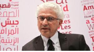 Nihad Siris; Foto: Abu Dhabi Book Fair