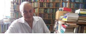 Mohammed Bachbachi, Besitzer des Buchladens Sabha; Foto: Roas Mendes