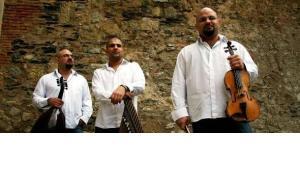 Das Trio Khoury; Foto: triokhoury.com