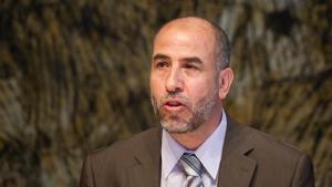 Prof. Dr. Omar Hamdan; Foto: dpa