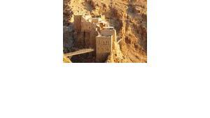 Das Kloster Deir Mar Musa; Foto: Stephen Starr