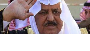 Ex-Innenminister und neuer Thronfolger Prinz Naif; Foto: AP