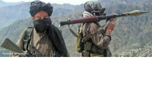 Taliban bei einer Offensive im Swat-Tal, Pakistan; Foto: dpa