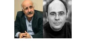 Abbas Beydoun und Michael Kleeberg