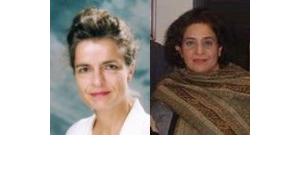 Charlotte Wiedemann und Ghazala Irfan