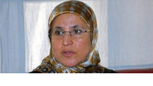 Bassima Hakkaoui, marokkanische Ministerin für Soziales und Frauenangelegenheiten; Foto: DW