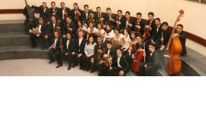 Das National Youth Orchestra of Iraq; Foto: NYOI