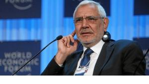 Ägyptens Präsidentschaftskandidat Abdel Moneim Aboul Fotouh; Foto: swiss-image.ch/Photo by Remy Steinegger