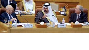 Treffen der Minister der Arabischen Liga in Kairo, November 2011; Foto: dapd