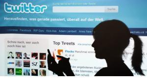 Foto der Website von Twitter; Foto: picture alliance/dpa
