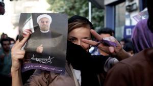 Wahlen Iran, Foto: ©Behrouz Mehri/AFP/Getty Images