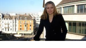 Die syrische Schriftstellerin Samar Yazbek, Foto: Susanne Schanda