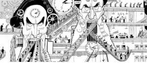 Comic-Strip aus Zahra's Paradise von Amir & Khalil