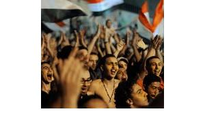 Demonstration auf dem Tahrir-Platz in Kairo, Foto: Amr Nabil/AP/dapd
