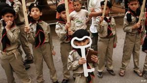 """Jedes Jahr am 15. Mai fordern Palästinenser mit symbolischen Schlüsseln ein Recht auf Rückkehr in die Heimat ihrer Vorfahren. Wie kam es zu der """"Katastrophe"""", die die Palästinenser bis heute zu Flüchtlingen macht?"""