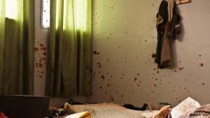 Schon seit März 2011 tobt in Syrien der Bürgerkrieg. Fast 70.000 Menschen sollen bislang in dem bewaffneten Konflikt getötet worden sein. Die Stadt Aleppo ist von den Kampfhandlungen zwischen Regierungstruppen und Rebellen besonders stark betroffen. Blutbespritzte Wände in einem Klassenraum zeugen von den anhaltenden  Kämpfen und der Brutalität des Krieges.