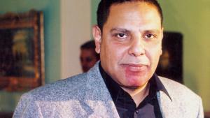 Der ägyptische Schriftsteller Alaa al-Aswani; Foto: Alaa al-Aswani; Foto: STR/AFP/Getty Images