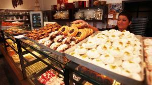 Türkische Bäckerei in Köln; Foto: © dpa