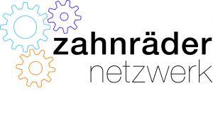 Logo Zahnräder - Netzwerk junger muslimischer Köpfe