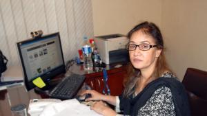 Fauzia Shaheen; Foto: privat
