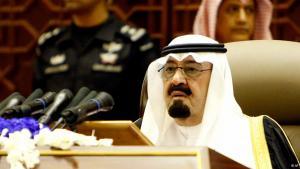 Saudi-Arabiens König Abdullah; Foto: © picture alliance/dpa