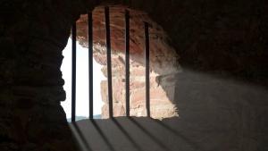 Symbolbild Gefängniszelle; Foto: PRILL Mediendesign/Fotolia