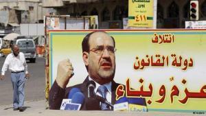 Symbolbild Nuri al-Maliki/Wahlen im Irak; Foto: reuters