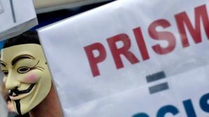 Demonstration gegen US-Spionageprogramm Prism, Foto: picture-alliance/dpa
