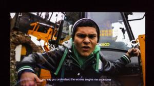 In 'Wonderland' von Halil Altindere inszenieren Roma-Jungs ihre Wut- und Zerstörungsphantasien gegen die Staatsgewalt; Foto: © Servet Dilber
