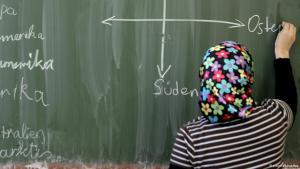 Migranten in der Schule