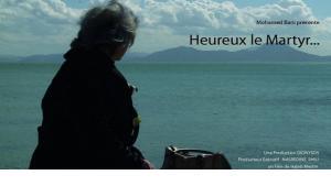 Filmplakat Heureux le Martyr von Habib Mestiri