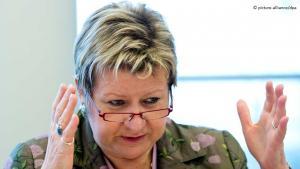 Die nordrhein-westfälische Schulministerin Sylvia Löhrmann. Foto: picture-alliance/dpa