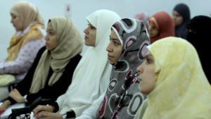 Szene aus Mona El Naggars Dokumantarfilm Istislam